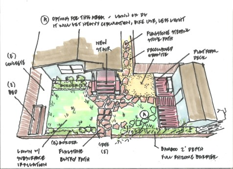 Site Plan Sketch