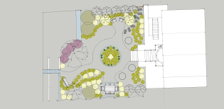 Berkeley Cottage Garden Concept Plan Refined